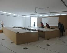 dispositivo de sala para archivación